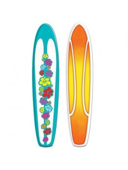 1 Déco carton surf Hawaï