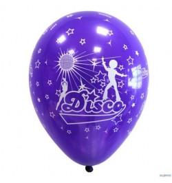 10 Ballons danseurs disco 30cm
