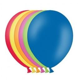 100 ballons multicolores 30cm