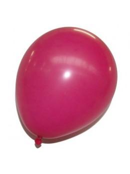 20 ballons fuchsia