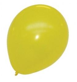 20 ballons jaune