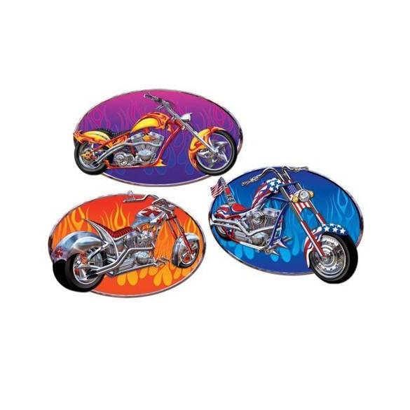 3 Décos motos US