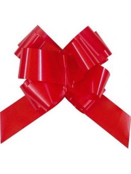 10 Noeuds automatique bolduc rouge