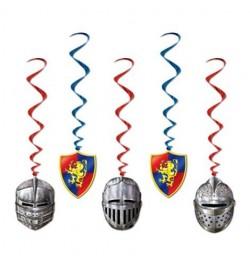 5 Suspensions médiévales