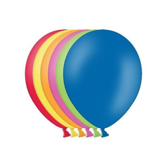 50 ballons Multico 30cm