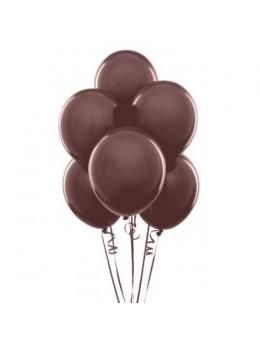 50 ballons chocolat (café)