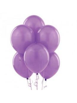 50 ballons lilas