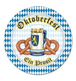8 Assiettes Oktoberfest