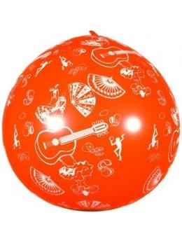 Ballon géant fiesta latine