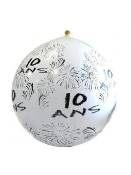 Ballon géant 10 ans