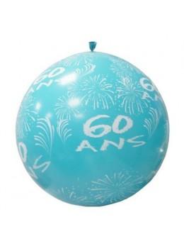 Ballon géant 60 ans