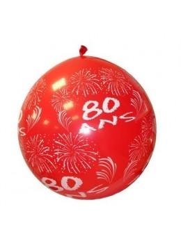 Ballon géant 80 ans