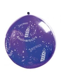 Ballon géant anniversaire