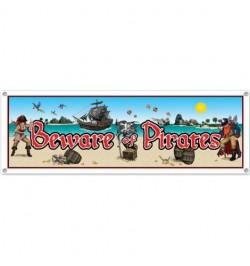 Bannière Beware Pirates