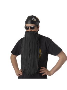 Barbe ZZTop brune