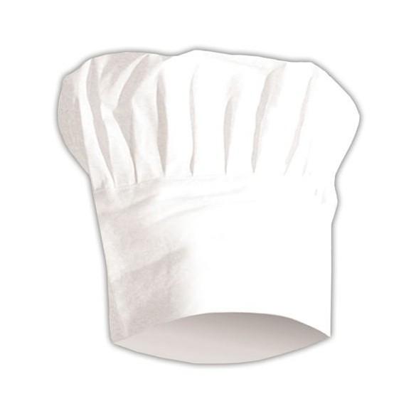 Bonnet de cuisinier papier intissé