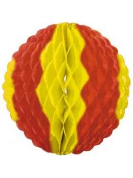 Boule papier Espagne 50cm