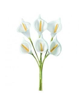 Bouquet Arum blanc