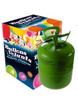 Bouteille Hélium jetable pour 30 ballons