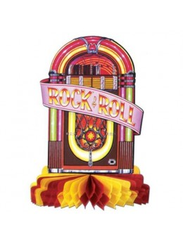 Centre de table Juke Box