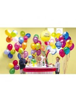Coffret ballons anniversaire