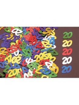 Confetti 20 ans