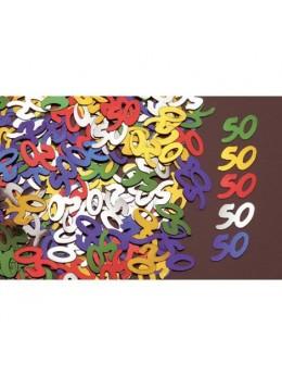 Confetti 50 ans