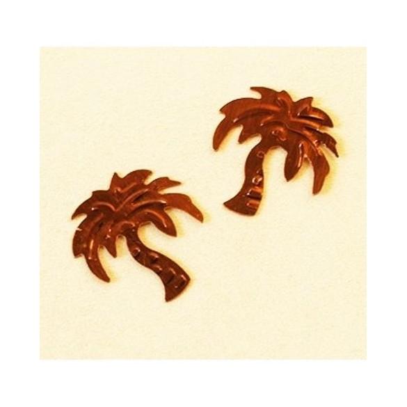 Confetti palmier chocolat