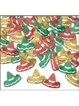 Confetti sombreros