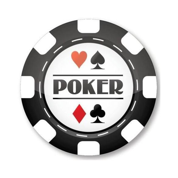 Cutout Jeton casino
