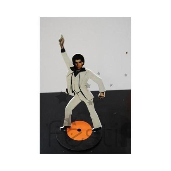 Danseur disco 20cm