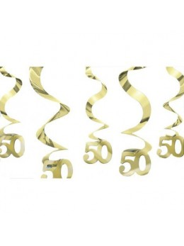 6 suspensions 50 ans or