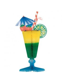 Déco coupe cocktail