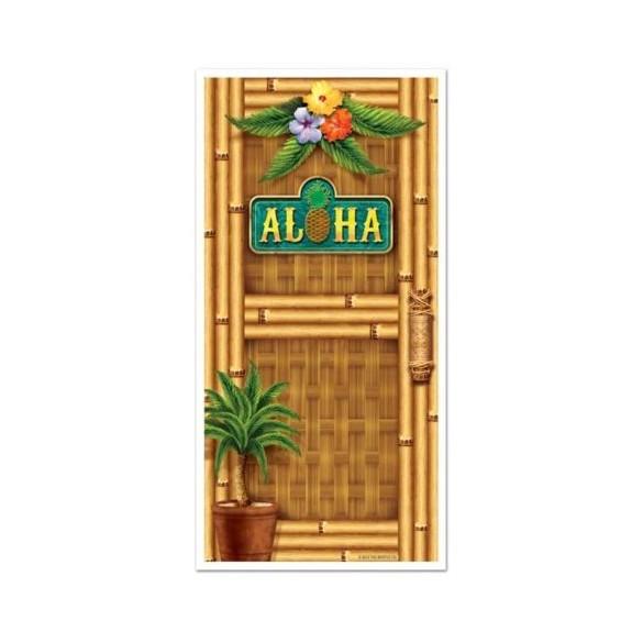 Déco de porte Aloha