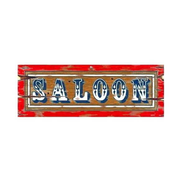 Déco enseigne saloon