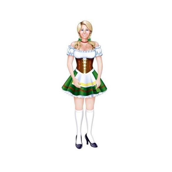 Déco Femme Oktoberfest
