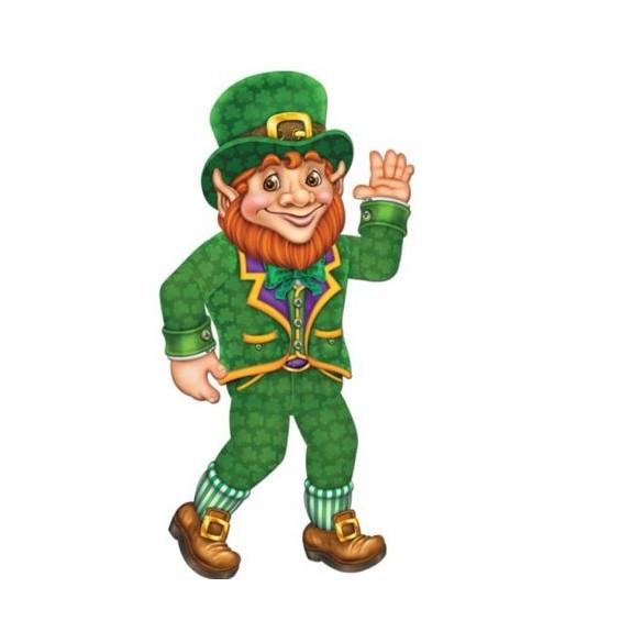 Déco lutin irlandais