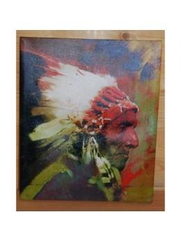 Déco peinture indien