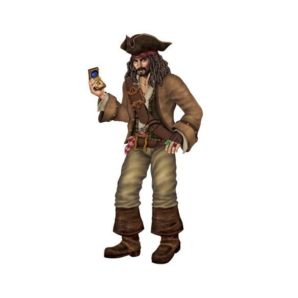 Déco Pirate Jack