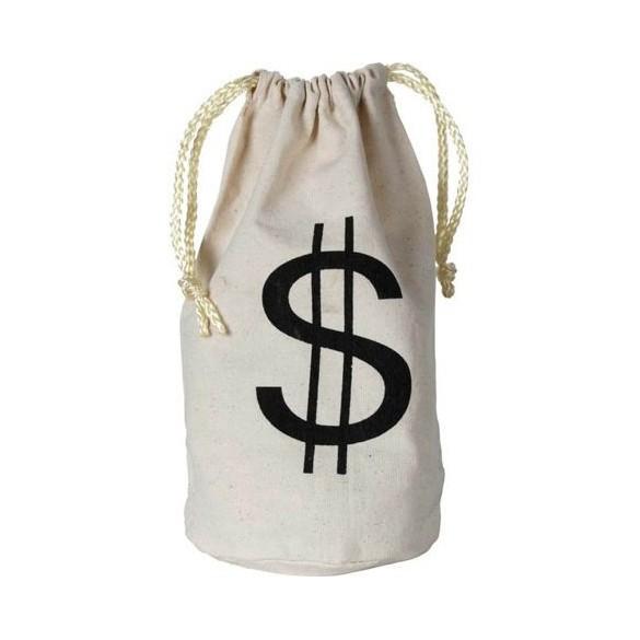 Déco sac dollar