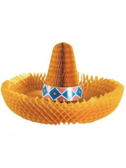 Déco sombrero mexicain