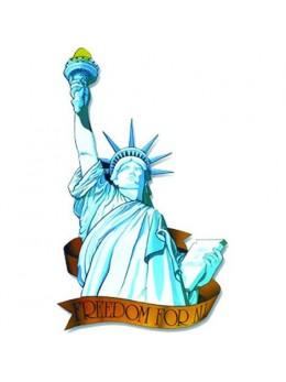 Déco statue liberté