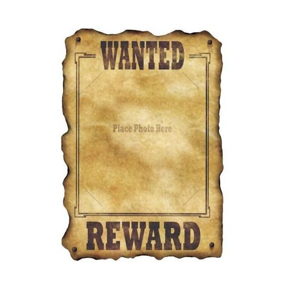 Déco wanted reward