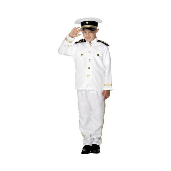 Déguisement capitaine enfant