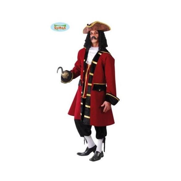 Déguisement capitaine Hook