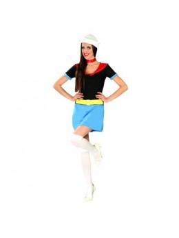 Déguisement Femme Popeye