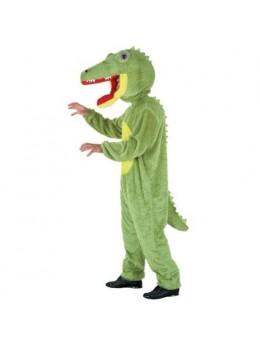 Déguisement crocodile mascotte
