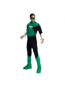 Déguisement Green Lantern deluxe