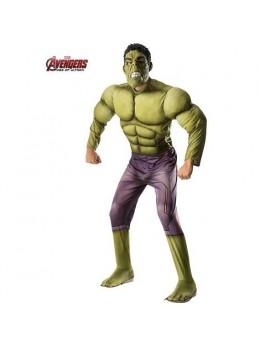 Déguisement adulte luxe Hulk