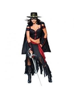 Déguisement Lady Zorro